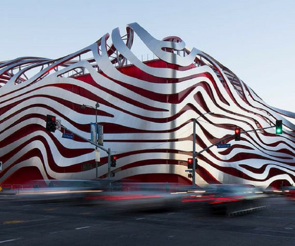 Petersen Museum Build Audience